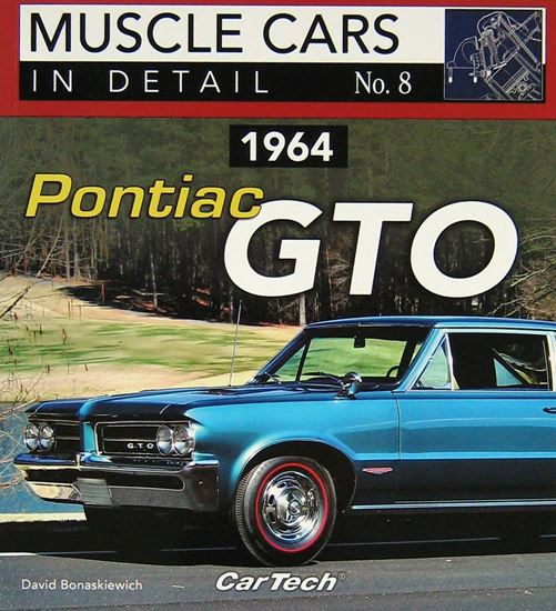 Picture of 1964 PONTIAC GTO MUSCLE CARS IN DETAIL N. 8