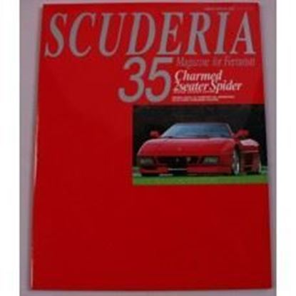 Immagine di SCUDERIA N. 35 MAGAZINE FOR FERRARISTI NOV/DEC 2001