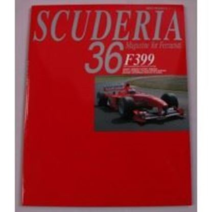 Immagine di SCUDERIA N. 36 MAGAZINE FOR FERRARISTI JAN/FEB 2002