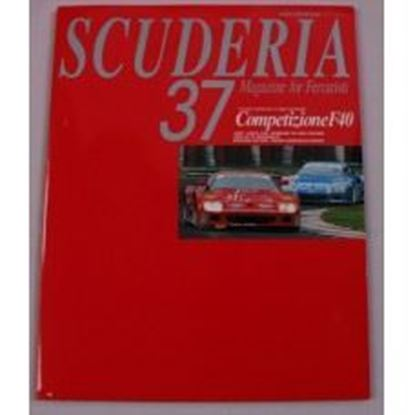 Immagine di SCUDERIA N. 37 MAGAZINE FOR FERRARISTI MAR/APR 2002