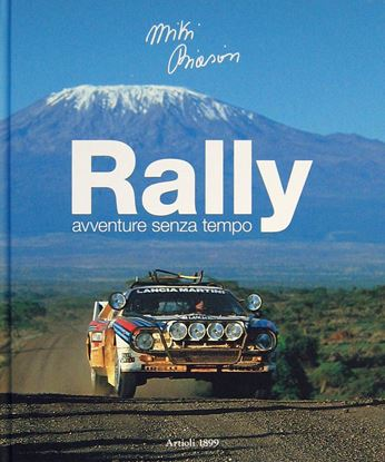Picture of RALLY AVVENTURE SENZA TEMPO (Miki Biasion)