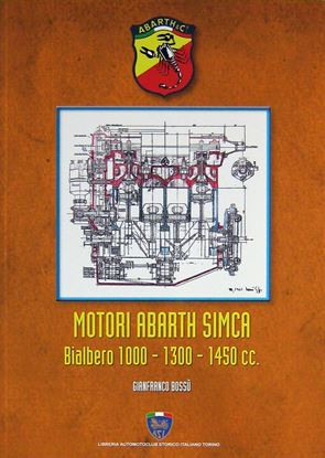 Picture of MOTORI ABARTH SIMCA BIALBERO 1000/1300/1450 CC