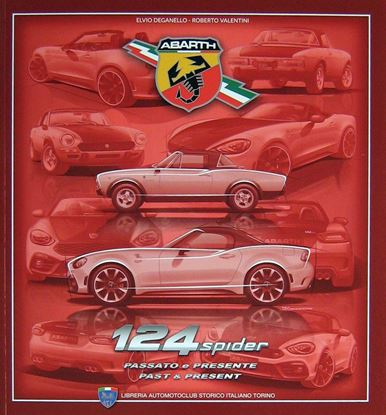 Picture of ABARTH 124 SPIDER PASSATO E PRESENTE/PAST AND PRESENT