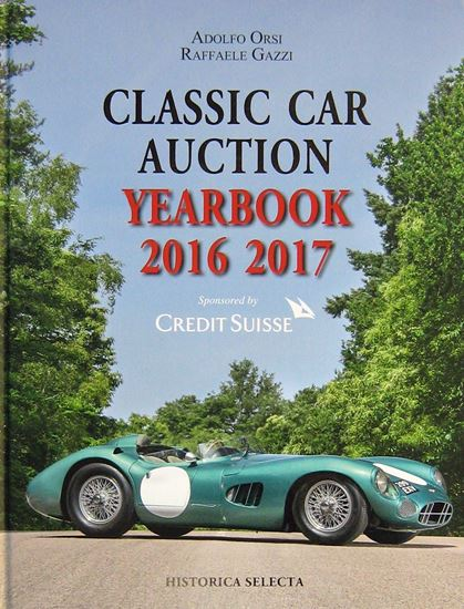 Picture of CLASSIC CAR AUCTION 2016-2017 YEARBOOK