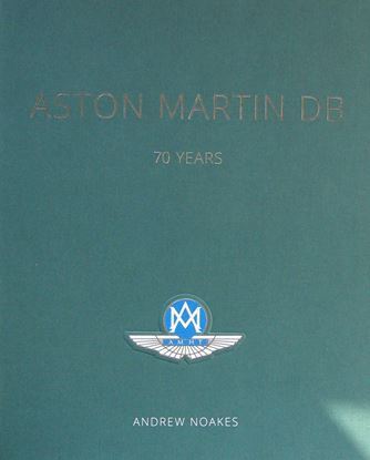 Picture of ASTON MARTIN DB 70 YEARS