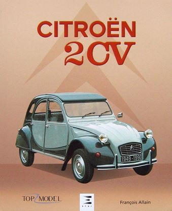 "Immagine di CITROEN 2CV SERIE ""TOP MODEL"""