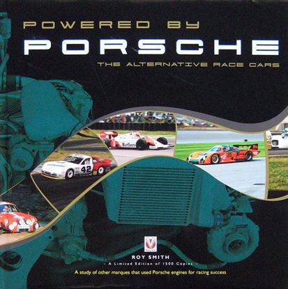 Immagine di POWERED BY PORSCHE THE ALTERNATIVE RACE CARS