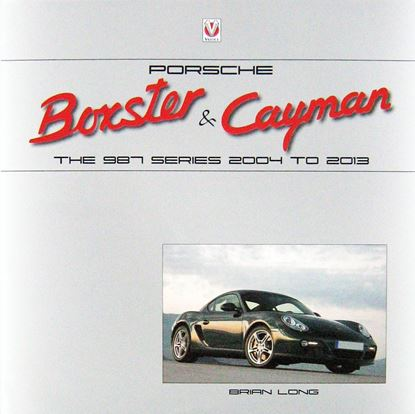 Picture of PORSCHE BOXSTER & CAYMAN THE 987 SERIES 2004 TO 2013