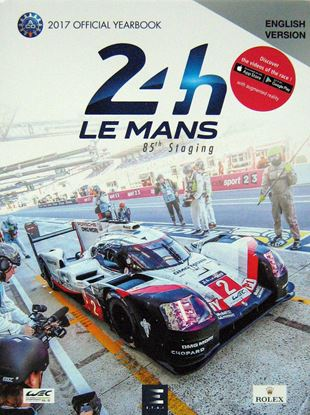 Picture of 2017 LE MANS 24 HOURS OFFICIAL YEARBOOK