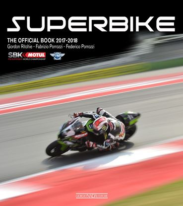 Picture of SUPERBIKE 2017/2018 THE OFFICIAL BOOK
