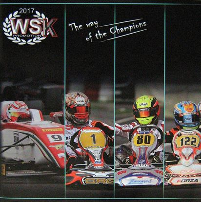 Picture of KARTING 2017 WSK GLOBAL RACING SYSTEM