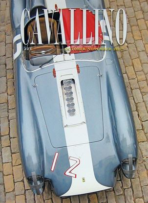 Picture of CAVALLINO THE JOURNAL OF FERRARI HISTORY N° 221 OCTOBER/NOVEMBER 2017