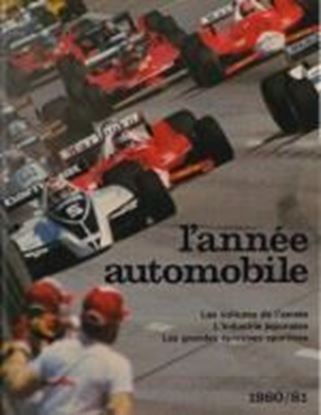 Picture of ANNEE AUTOMOBILE N.28 1980/81
