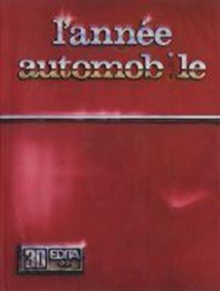 Picture of ANNEE AUTOMOBILE N.30 1982/83