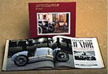 Picture of AUTOMOBILE QUARTERLY - VOL. 40 No. 3