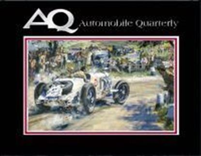 Picture of AUTOMOBILE QUARTERLY - VOL. 50 No. 1