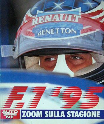 Picture of AUTOSPRINT LA STAGIONE DI FORMULA UNO '95