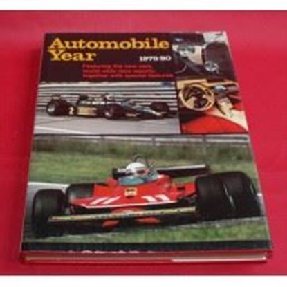 Picture of AUTOMOBILE YEAR N. 27 1979/1980