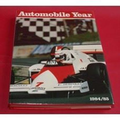 Picture of AUTOMOBILE YEAR N. 32 1984/1985
