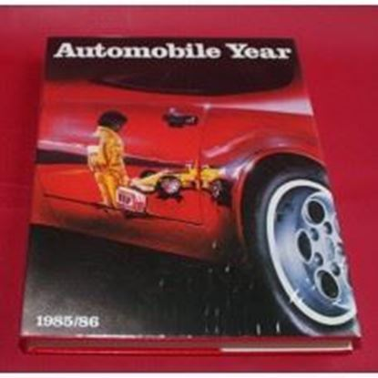Picture of AUTOMOBILE YEAR N. 33 1985/1986