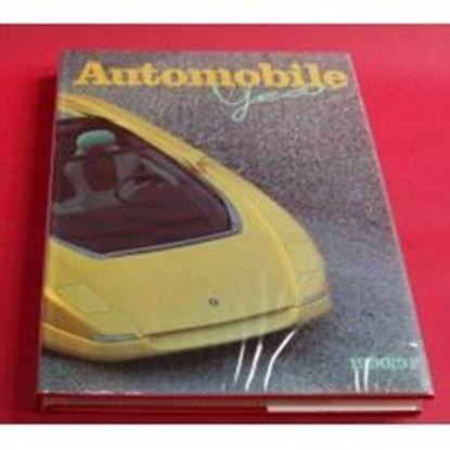 Picture of AUTOMOBILE YEAR N. 38 1990/1991