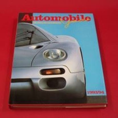 Picture of AUTOMOBILE YEAR N. 41 1993/1994