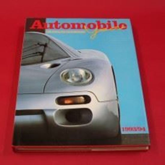 Immagine di AUTOMOBILE YEAR N. 41 1993/1994