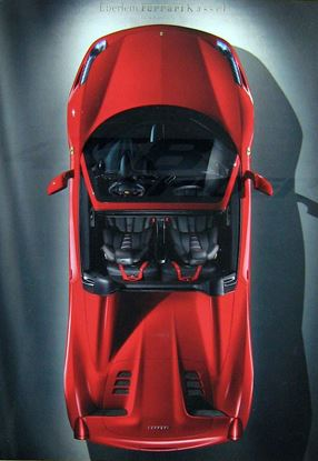 Immagine di BLOCK NOTES EBERLEIM FERRARI KASSEL 458 SPIDER