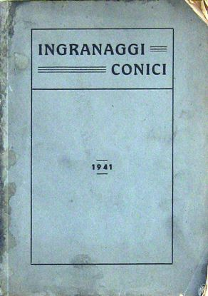 Picture of INGRANAGGI CONICI - VOLUME SECONDO/SECOND VOLUME