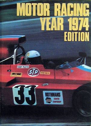 Picture of MOTOR RACING YEAR 1974 EDITION