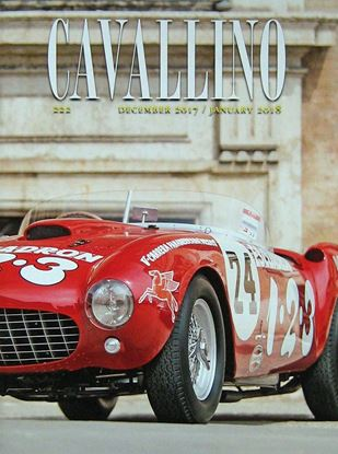 Picture of CAVALLINO THE JOURNAL OF FERRARI HISTORY N° 222 DECEMBER 2017/JANUARY 2018