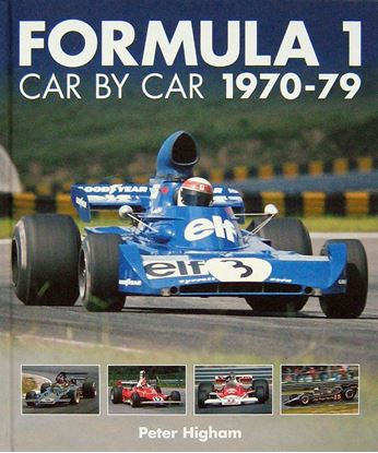 Immagine di FORMULA 1 CAR BY CAR 1970-79
