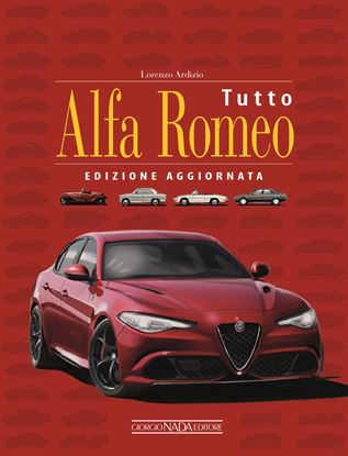 Picture of TUTTO ALFA ROMEO 2018 UPDATED ED. 2018