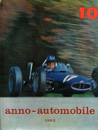 Picture of ANNO AUTOMOBILE N.10 1963