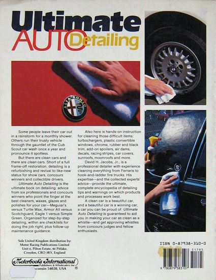 Picture of ULTIMATE AUTO DETAILING