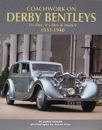 Immagine di COACHWORK ON DERBY BENTLEYS 3½, 4¼ LITRE & MARK V 1933-1940