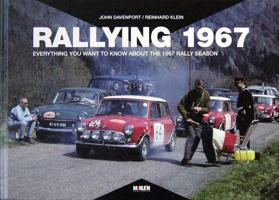 Immagine di RALLYING 1967 EVERYTHING YOU WANT TO KNOW ABOUT THE 1967 RALLY SEASON