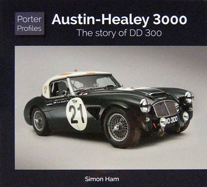 Immagine di AUSTIN HEALEY 3000 THE STORY OF DD 300