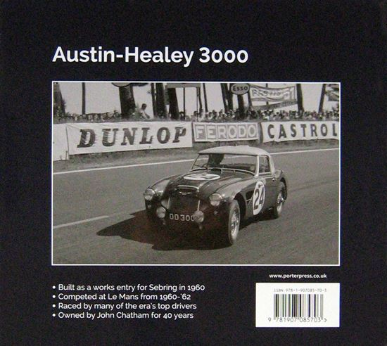 Picture of AUSTIN HEALEY 3000 THE STORY OF DD 300