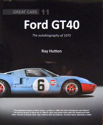 Immagine di FORD GT40 THE AUTOBIOGRAPHY OF 1075