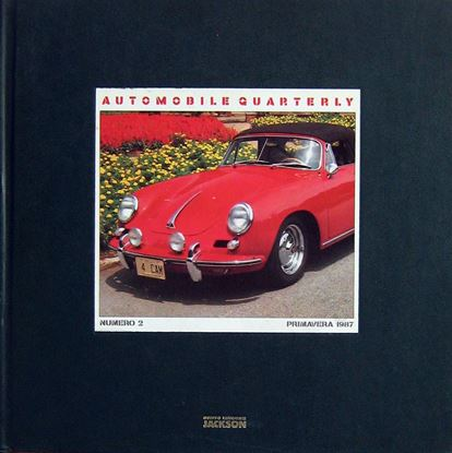 Immagine di AUTOMOBILE QUARTERLY N.2 - PRIMAVERA 1987