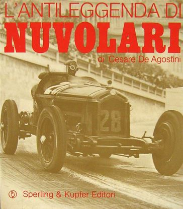 Picture of  L'ANTILEGGENDA DI NUVOLARI