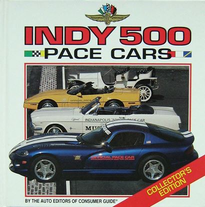 Immagine di INDY 500 PACE CARS. Collector's Edition