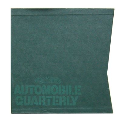 Picture of AUTOMOBILE QUARTERLY da VOL. 1 a VOL. 4 CON COFANETTO Edizione italiana