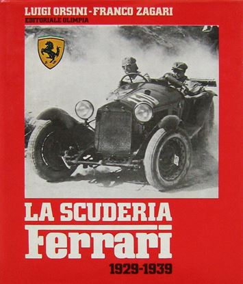 Picture of LA SCUDERIA FERRARI 1929-1939