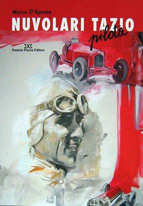 Picture of NUVOLARI TAZIO PILOTA