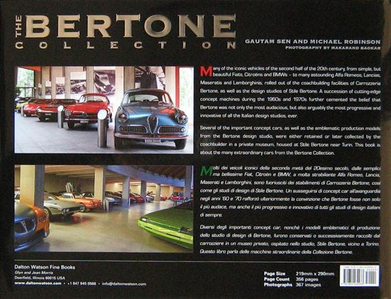 Picture of THE BERTONE COLLECTION