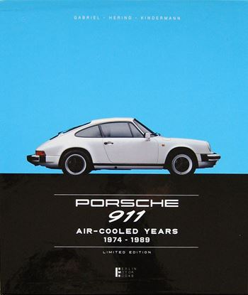 Immagine di PORSCHE 911 AIR-COOLED YEARS 1974–1989