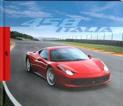 Picture of FERRARI 458 ITALIA BROCHURE + CD PRESS