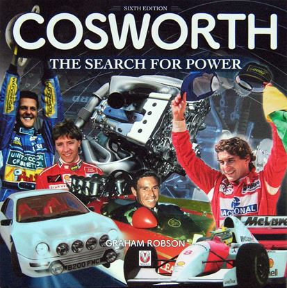 Picture of COSWORTH: THE SEARCH FOR POWER. 6th 2017 edition